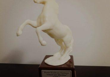 Premio ''Eccellenze Martinesi'' all'infermiera Daniela Martino