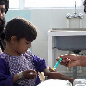 Afghanistan, sospeso l'invio dall'Italia dei farmaci plasmaderivati