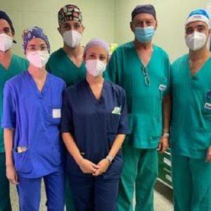 Chirurgia oncologica testa-collo, a Palermo ricostruito esofago cervicale in paziente affetta da tumore laringeo