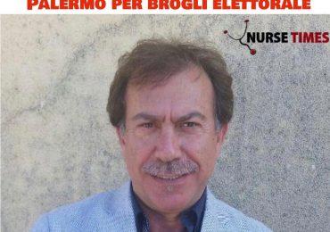"""Condannato per """"frode elettorale"""" l'ex presidente degli infermieri di Palermo, Francesco Gargano"""