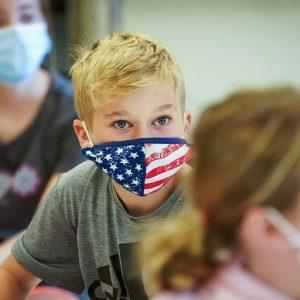 Coronavirus, negli Usa è boom di casi tra i minori