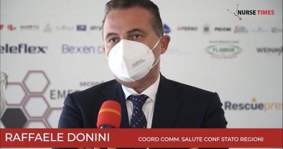 """Donini (Conferenza Stato/Regioni) su sistema emergenza-urgenza: """"Va riformato e uniformato"""""""
