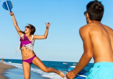 Epicondilite: occhio ai racchettoni da spiaggia