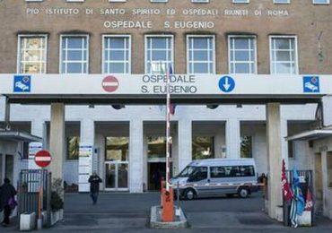 Focolaio Covid al Sant'Eugenio di Roma: infermieri contagiati