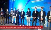 """Il futuro sistema di emergenza-urgenza nasce con la """"Carta di Riva"""""""