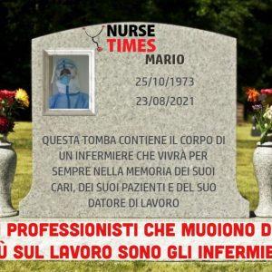 INAIL: i lavoratori che muoiono maggiormente sul lavoro sono gli infermieri 1
