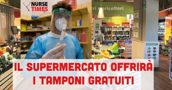 La catena di supermarket NaturaSi offrirà i tamponi gratuitamente ai dipendenti no-vax 1