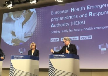 Nasce Hera: traccerà il nuovo corso dell'Europa in tema emergenze sanitarie