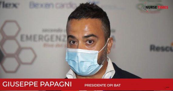 """Papagni (Opi Bat): """"La Carta di Riva un documento storico che mette al centro i bisogni di salute delle persone"""" 1"""