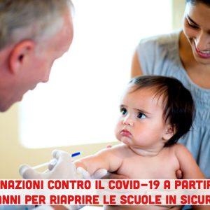 Vaccini contro il Covid-19 per i bimbi dai 2 anni in su. Così Cuba riaprirà le scuole in sicurezza