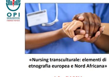 Approccio assistenziale transculturale: ecco il corso di Opi Fi-Pt