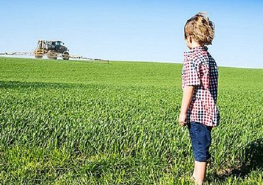 Pesticidi: gli effetti sulla salute dei bambini