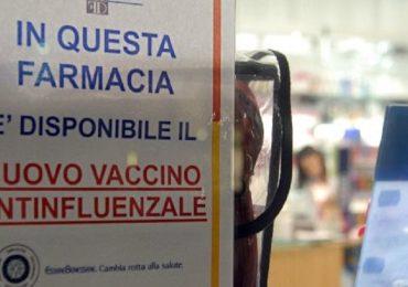Vaccino antinfluenzale: pronto il Protocollo d'intesa per la somministrazione in farmacia