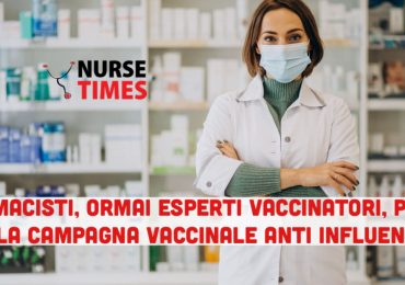 Via libera vaccini anti-covid e antinfluenzale in concomitanza. Farmacisti pronti alla doppia somministrazione